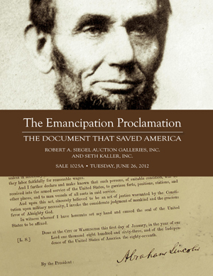emancipation proclamation the freedom of all men in the united states How can this 1858 statement of abraham lincoln be reconciled with his 1862 emancipation proclamation  the united states  freedom of all slaves.