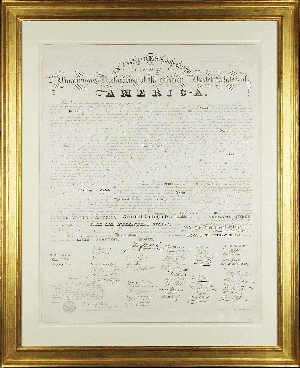 INDEPENDENCE PRINTABLE DECLARATION OF