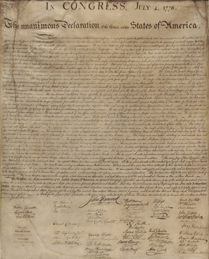 Stone Declaration