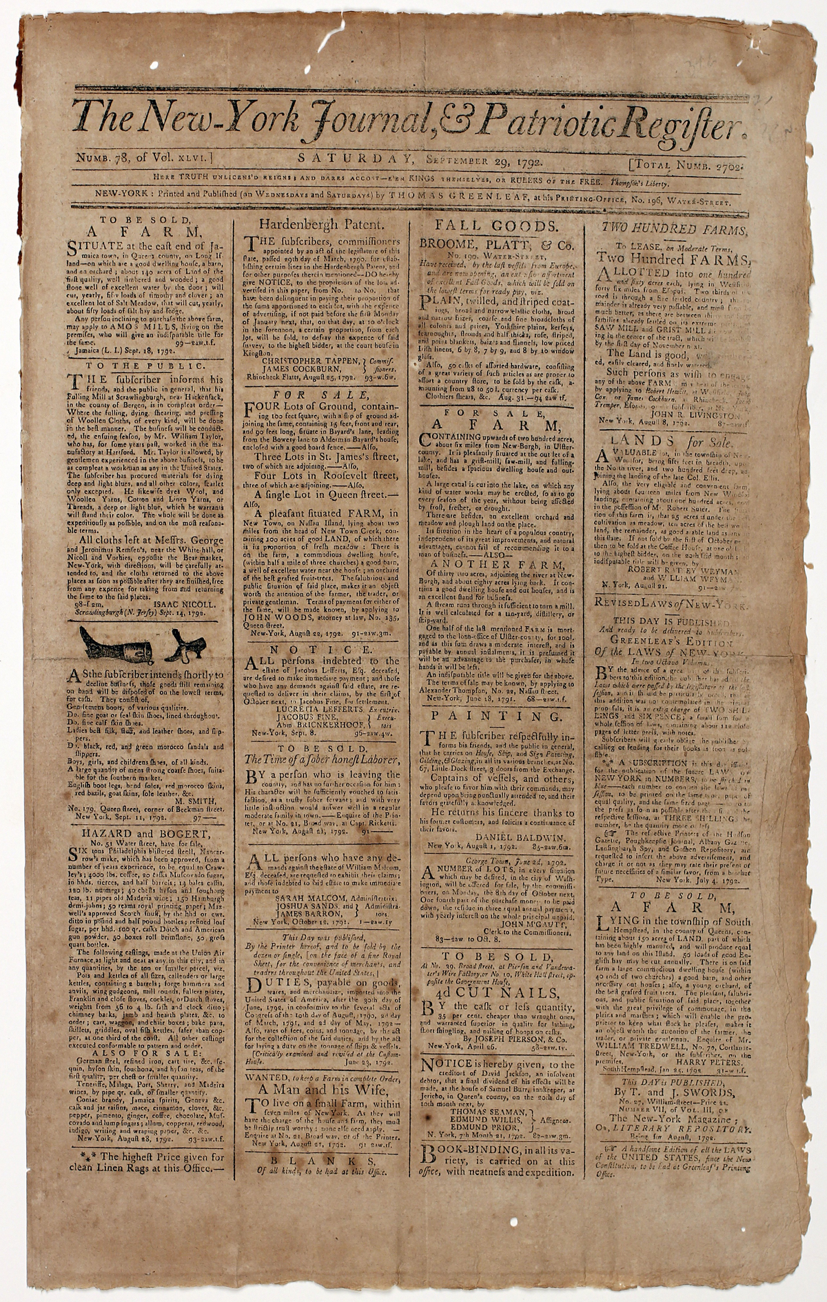 a discussion on george washingtons neutrality proclamation View notes - apush-review-george-washington's-farewell-address from history/so 2100330 at freedom high, orlando apush review: george washington's neutrality proclamation and farewell address.