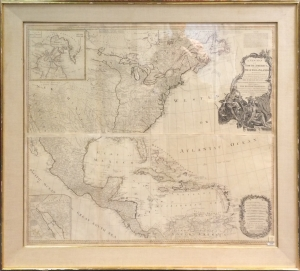Pownall's New Map of North America, 1794 on north america 1790, map europe 1790, map united states 1790,