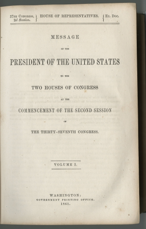 an introduction to lincolns journey to emancipation during his presidency Abraham lincoln: abraham lincoln, 16th us president (1861–65), who preserved the union during the civil war and brought about the emancipation of the slaves.