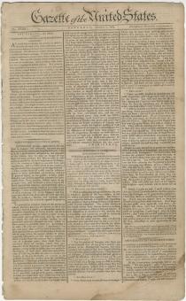 Gazette US p1 w