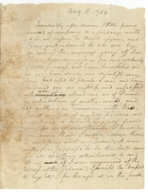 What Eliza Hamilton Left Behind | The New York Public Library