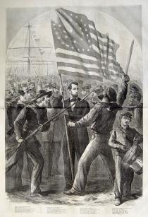 1 1864 rally w
