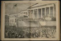 16 1861 inaug w