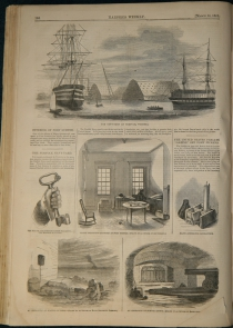 16 1861 navy w